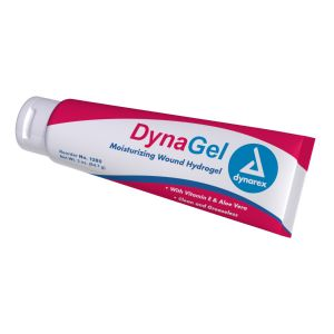DYNAGEL MOISTURIZING WOUND HYDROGEL, 3 OZ TUBE