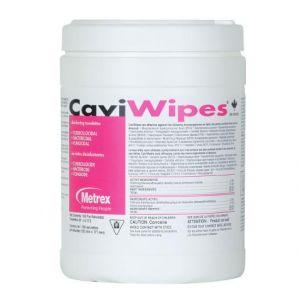 "CAVIWIPES, SURFACE DISINFECTANT WIPES, ALCOHOL BASED 6""X6.7"" (160/EA)"