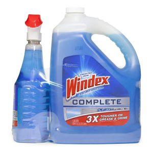 WINDEX GALLON WITH SPRAY PUMP