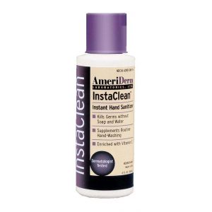 INSTANT HAND SANITIZER, INSTACLEAN
