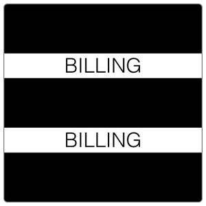 BILLING BLACK INDEX TABS 102/PK
