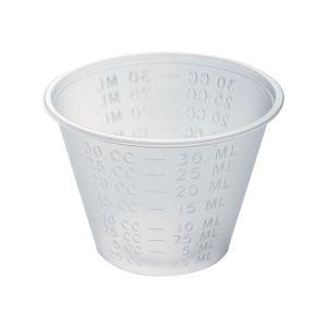 GRADUATED MEDICINE CUP 1oz (ECONOMY)