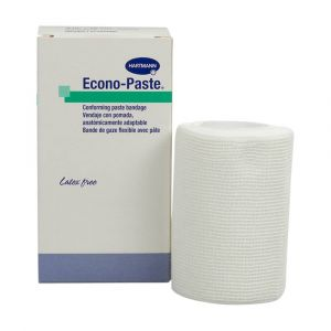 ECONO-PASTE IMPREGNATED COMFORMING DRESSING, COTTON ZINC OXIDE PASTE NON-STERILE
