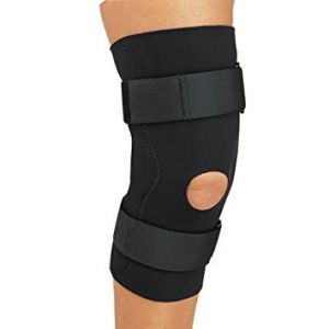 KNEE SUPPORT, HINGED LEFT OR RIGHT