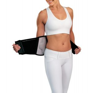 LUMBAR SUPPORT COMFORTFORM COMPRESSION STRAPS UNISEX