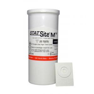 TEST CARD, STAT-SITE HEMOGLOBIN