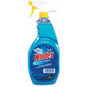 WINDEX GLASS/SURFACE CLEANER LIQUID 32 OZ. BOTTLE