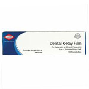 X-RAY FILM XF-54 POLY / VINYL, (100/XBX)
