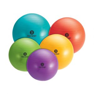 BODY SPORT EXERCISE BALL, INCLUDES PUMP
