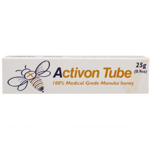 MANUKA HONEY TUBE, STERILE, 0.9 oz.