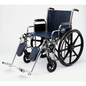 EXTRA-WIDE EXCEL WHEELCHAIR, BARIATRIC