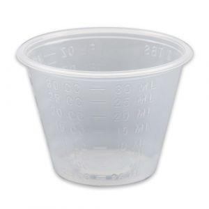 MEDICINE CUPS 1 OZ.