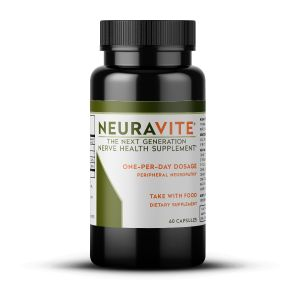 NeuraVite®, NERVE HEALTH SUPPLEMENT, 60 CAPSULES