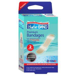 HYDRO-BAND PREMIUM HYDROCOLLOID SOFT GEL BANDAGE, 3/BX