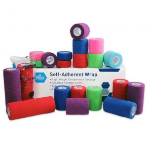 SELF-ADHERENT WRAP, RAINBOW
