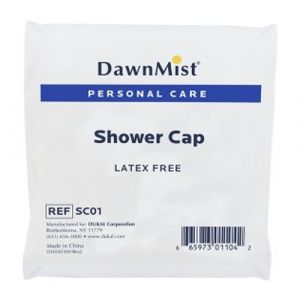 CLEAR SHOWER CAP