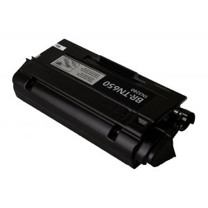 COMPATIBLE BROTHER TN650 TONER CTG, BLACK, 8K HIGH YIELD