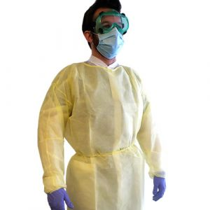 UNIGOWN PROTECTIVE ISOLATION GOWN (50/CS)