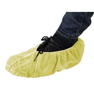 SHOE COVERS, YELLOW OR WHITE (100/BG, 3BG/BX)