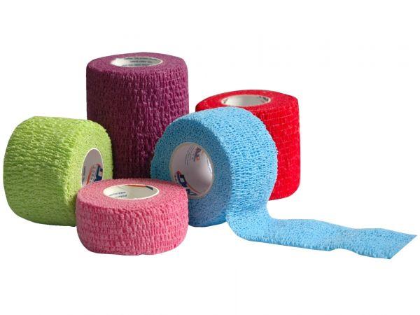 Dukal Cohesive Bandages, Non-Sterile, 1