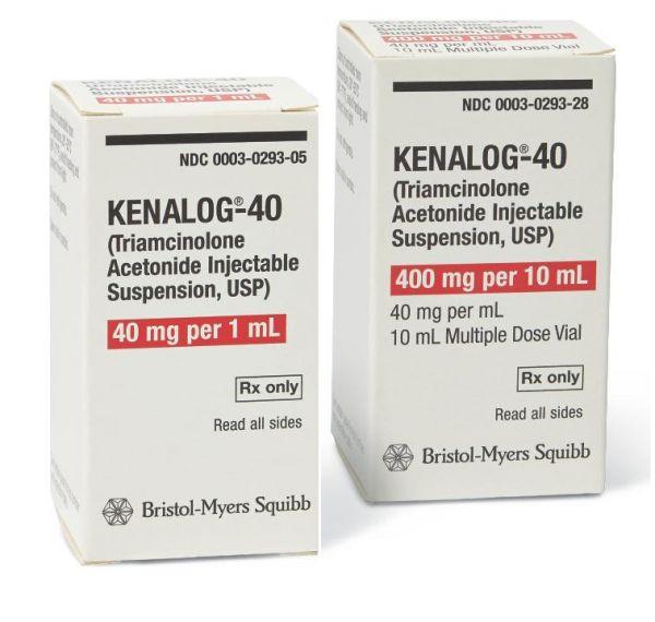 KENALOG-40 INJECTION VIAL, 40 MG/ML
